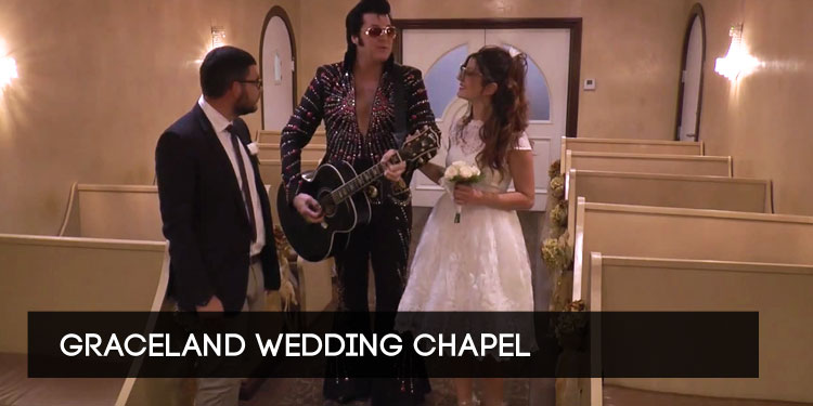 Capilla Graceland Wedding Chapel