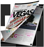 Revista Casarse en Las Vegas