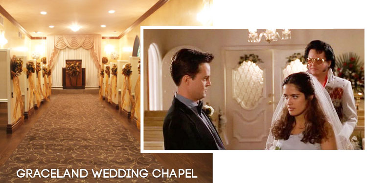 Graceland Wedding Chapel en el cine