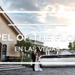 bodas romanticas en la capilla chapel of the flowers