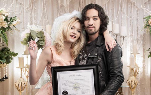 Matrimonio Simbolico Las Vegas : Casarse de mentira en las vegas es posible fake weddings