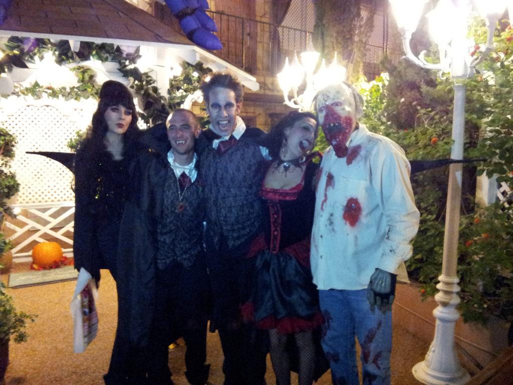 boda vampiros en viva las vegas