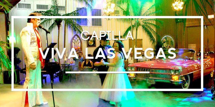 Capilla Viva Las Vegas, desde Star Wars hasta Crepúsculo