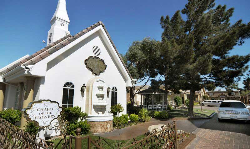 capilla independiente de Las Vegas